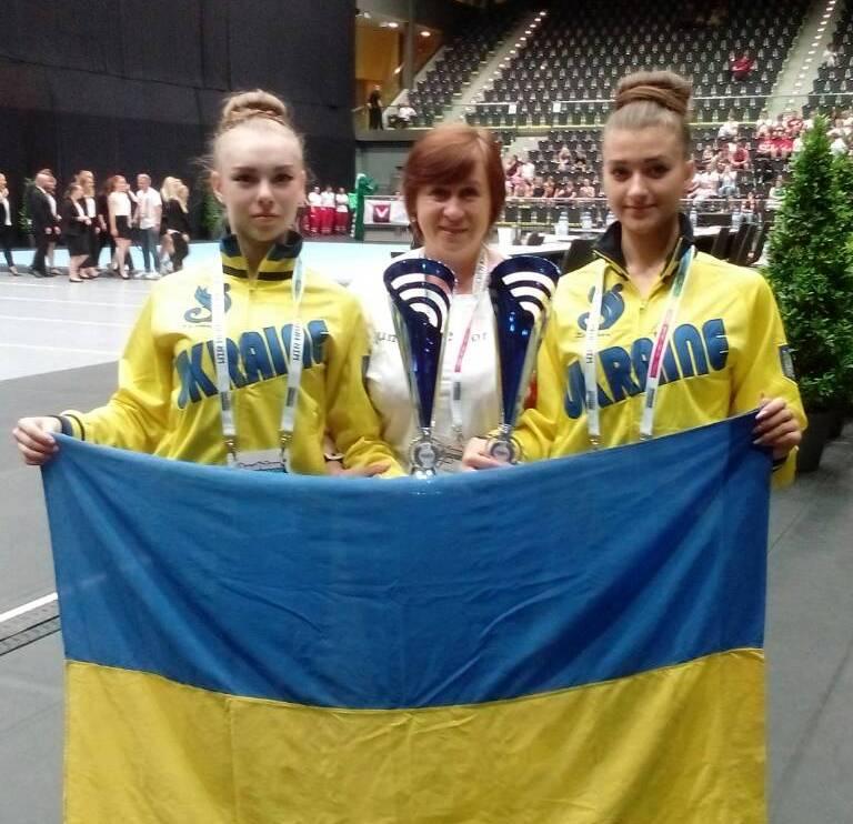 Вітаємо!!! ПЕРЕМОГА наших спортсменів на міжнародному турнірі Austrian International Open